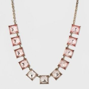 SUGARFIX by Baublebar Crystal Statement Necklace